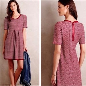 Anthropologie Maeve Dora Knit Dress M